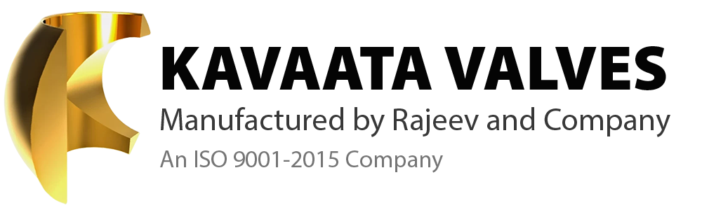 Kavaata Valves - Ball Valves manufactured in India by Rajeev and Compan